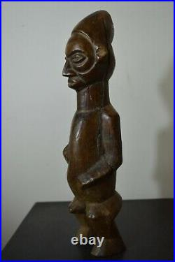African art africain sculpture statue fetiche masque mask Yaka Congo Zaire
