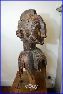 African art africain sculpture statue masque mask Baga Guinée Guinee