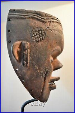 African art africain sculpture statue masque mask Eket Nigeria