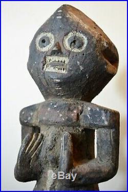 African art africain sculpture statue masque mask Mambilla Cameroun Cameroon