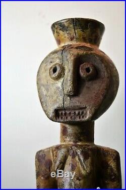 African art africain sculpture statue masque mask Metoko RDC Congo Zaire Kongo