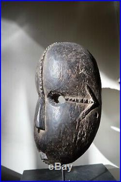 African art africain sculpture statue masque mask Ngbaka Congo Kongo Zaire RDC
