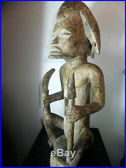 African art africain sculpture statue masque mask Teke Bateke RDC Congo Zaire