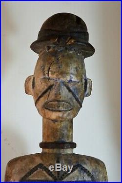African art africain sculpture statue masque mask Urhobo Nigeria