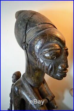 African art africain sculpture statue masque mask Yoruba Nigeria