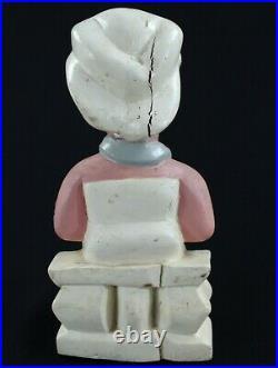 Art Africain African Afrikanische Kunst Statue Colon Ewe Mami Wata 30,5 Cms