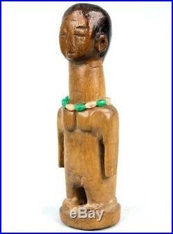 Art Africain Arts Premiers African Fetish Jumeau Ewe Venavi Togo 18,5 Cms