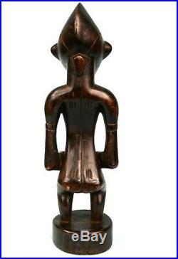 Art Africain Arts Premiers Statuette Votive Senoufo Senufo Statue 26 Cms