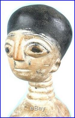 Art Africain Arts Premiers Tribal Rare Maternité Fanti du Ghana 40 cms +++++