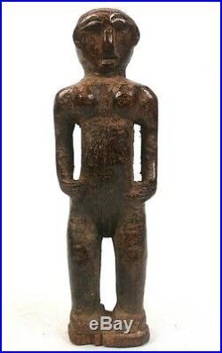 Art Africain Premier Très Ancien Fétiche Losso Pièce Archaïque Togo