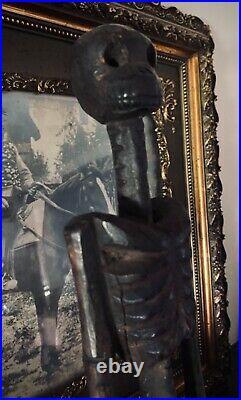 Art africain statue Ibibio