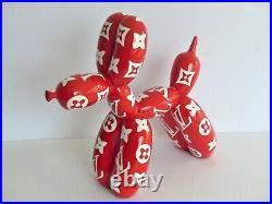 Balloon Dog(25cm)-Vuitton-Chanel-Hermès-Pop Art-Sculpture-Koons-Warhol-Haring