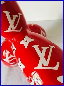 Balloon Dog(47cm)-Vuitton-Chanel-Hermès-Pop Art-Sculpture-Koons-Warhol-Haring