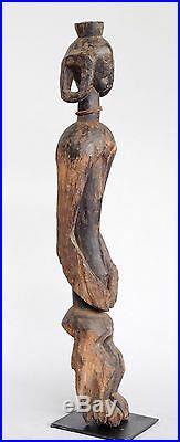 Belle statue MUMUYE Nigeria sculpture Art africain Tribal art Premier 0418