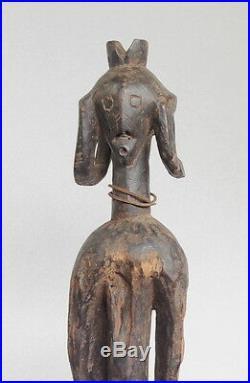 Belle statue Mumuye 60 Nigeria sculpture Art africain Tribal art Africa Premier
