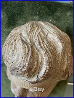 Haute époque sculpture ange putti religion XVIIIem siécles ange art religieux