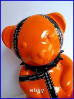 Hermès Bear-Rabbit-Balloon dog-Sculpture-Pop Art-Street Art(Koons-Warhol-Banksy)