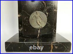 La Gloire En Fonte D Art Signe Le Faguays Edition Max Le Verrier Art Deco C2682