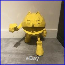 PAC-MAN X Richard ORLINSKI Sculpture Art Ultra Limited Edition 42 pcs WW