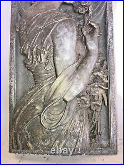 RARE MUCHA Alphonse Tete Byzantine art nouveau jugendsthil 1900 affiche