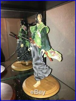 Sculpture Art Square Enix Vagabond Sasaki Kojiro Ganryu Takehiko Inoue