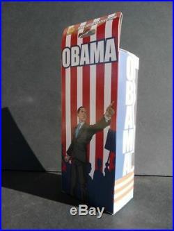 Shepard Fairey-Obama-Figurine-Street Art-Urban(Banksy-Warhol-Koons-Haring-Kaws)