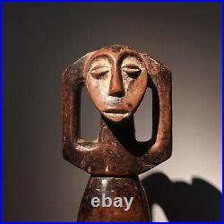 Statue Lega African Art Tribal Arts Premiers Primitif