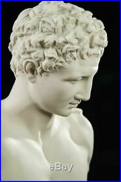 Statue homme nu erotique / Hermes Art Sculpture Nude
