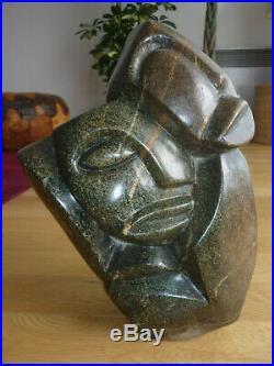 Superbe sculpture Art Shona du Zimbabwe