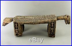 TABOURET OU REPOSE-TETE en bois, Dogon, Afrique, arts premiers, cheval