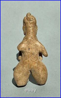 Vénus callipyge Tlatilco Mexique 1250 à 800 avant Jc art précolombien precolumb